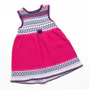 Gymboree sweater knit dress for girls